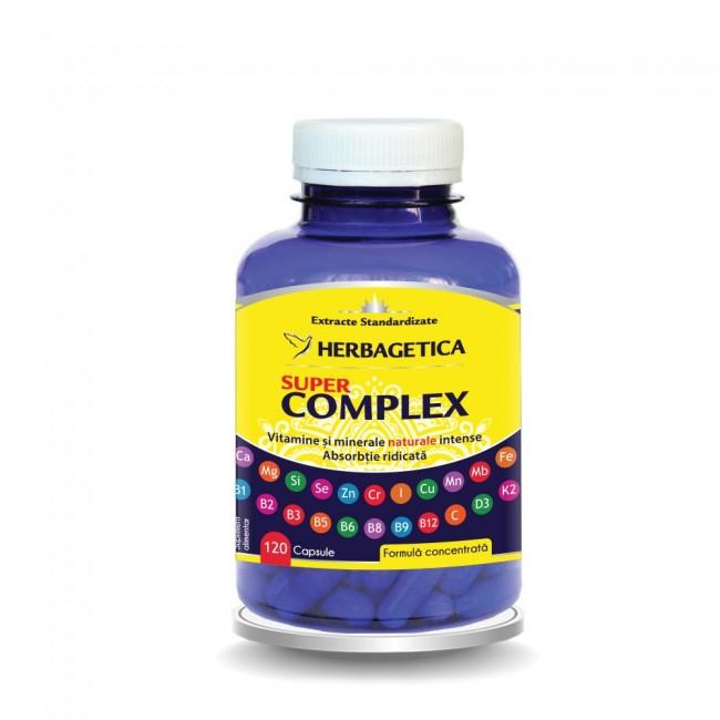 Super Complex, 120cps [0]