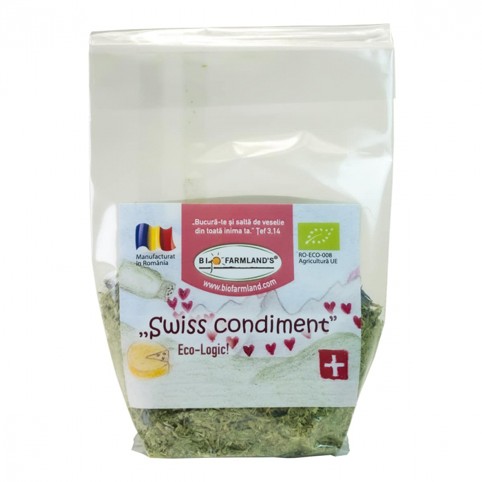 Condiment Swiss, 15g [0]