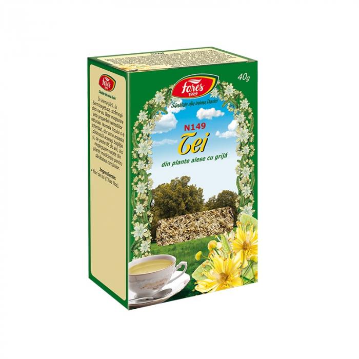 Flori de Tei Ceai, 40g [0]