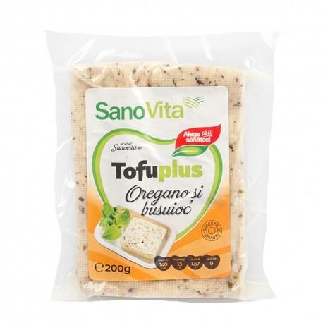 Tofu cu busuioc si oregano, 200g [0]
