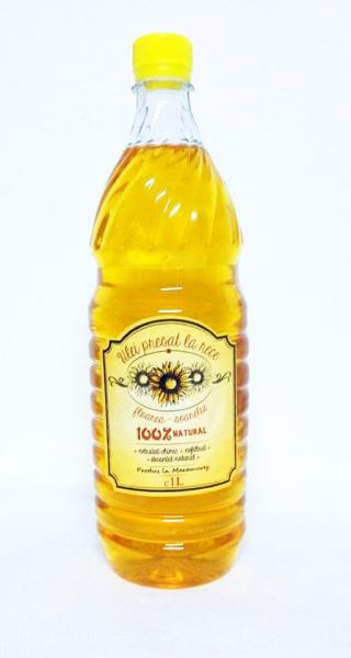 Ulei de floarea soarelui, 1L 0
