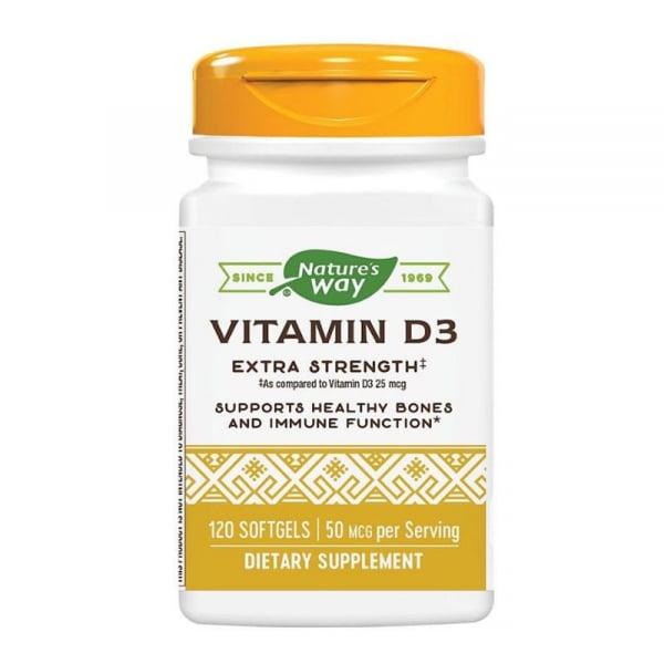 Vitamina D3 2000 UI 120cps moi [0]