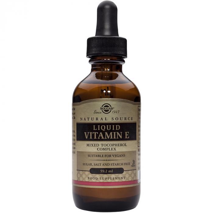 Vitamina E liquid, 59,2 ml [0]