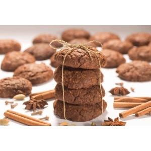 Biscuiti vegani cu cacao si mirodenii, 150g2