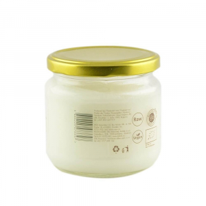 Ulei de cocos bio raw 300ml1