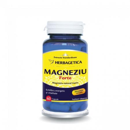 Magneziu Forte, 60cps [0]