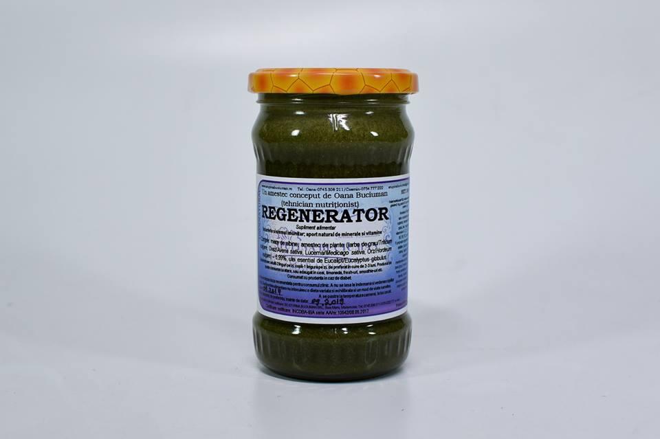 regenerator si detoxifiant)