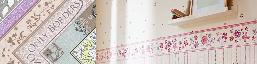 Borduri tapet, frize decorative, decoratiuni pereti