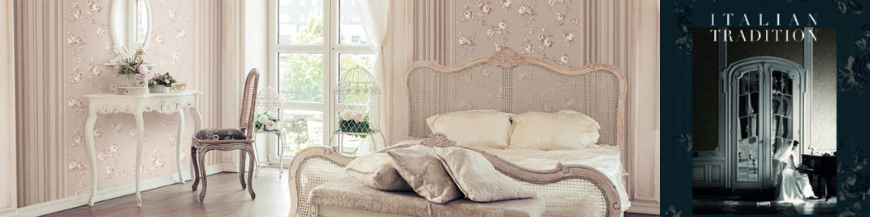 Tapet Italian Tradition, stil, eleganta, rafinament, lux