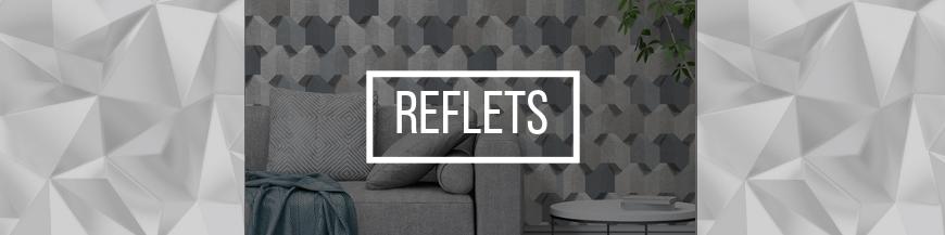 Tapet Reflets by Ugepa