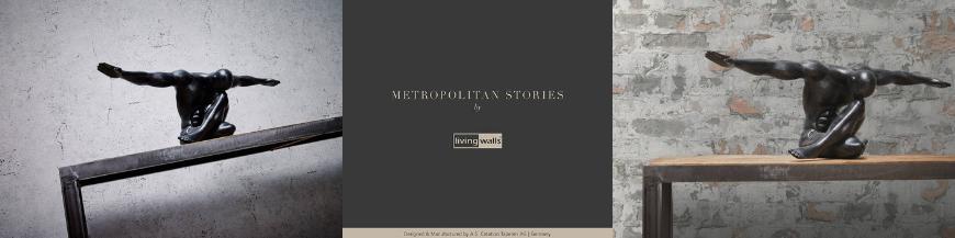 Tapet Metropolitan Stories by AS Creation