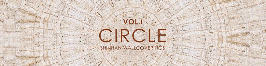 Tapet Circle Shinhan Wallcoverings