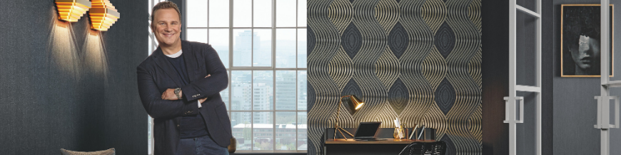 Tapet colectia Fashion for Walls by Guido Maria Kretschmer