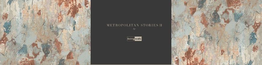 Metropolitan Stories 2 by Living Walls