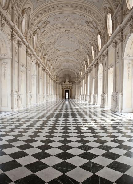 Fototapet 00861 Palatul Venaria [0]