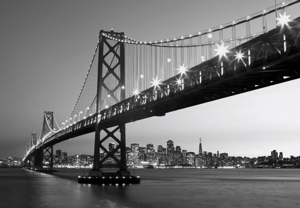 Fototapet 00134 Orizont San Francisco [0]