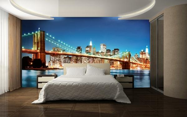Fototapet 00961 New York East River 2