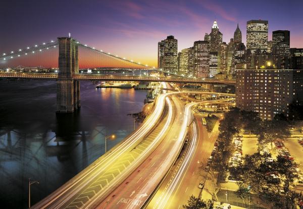 Fototapet 8-516 Lumini din New York City [0]