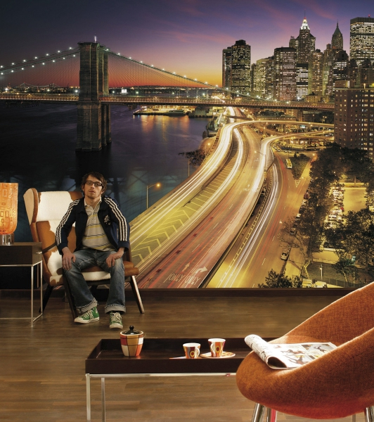 Fototapet 8-516 Lumini din New York City [1]
