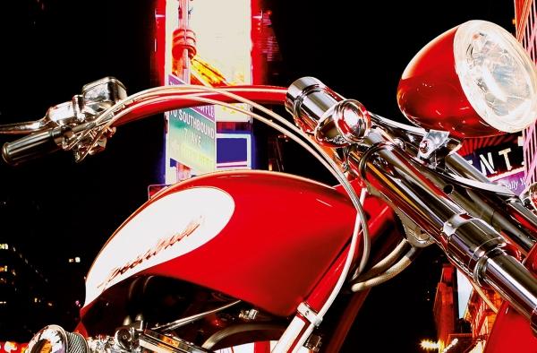 Fototapet 00653 Midnight Rider 1