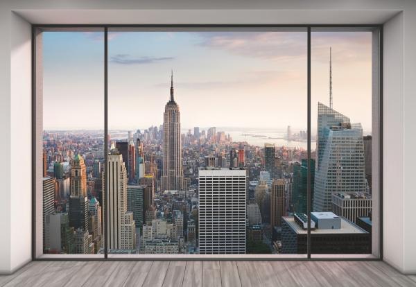 Fototapet XXL4-916 Panorama New York [0]