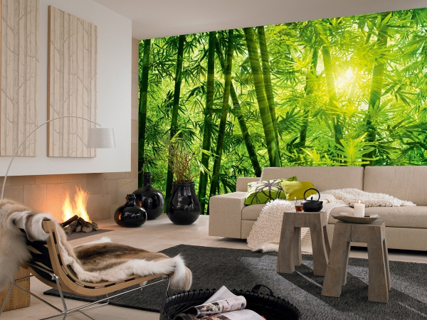 Fototapet 00123 Padurea de bambus [2]