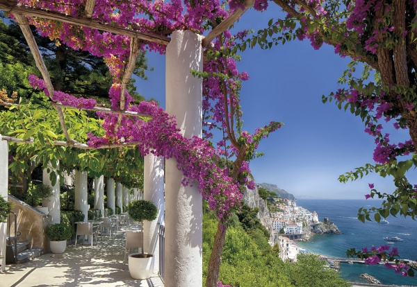Fototapet 8-931 Amalfi [0]