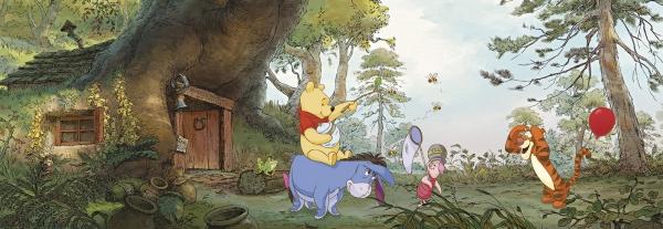 Fototapet 4-413 Casa lui Pooh [0]