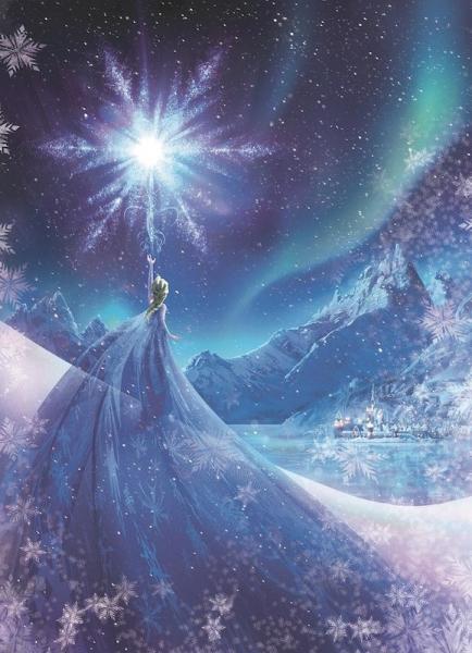 Fototapet 4-480 Frozen Snow Queen [0]
