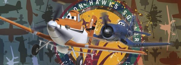 Fototapet 1-464 Planes Squadron [0]