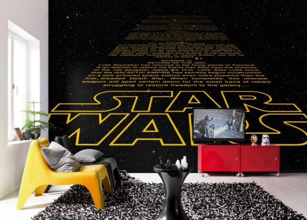 Fototapet 8-487 STAR WARS Intro [1]