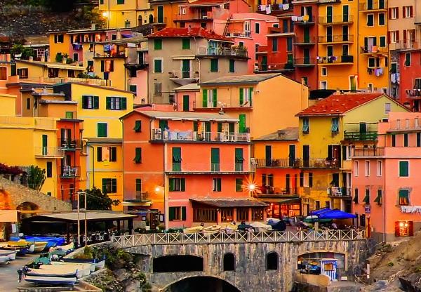 Fototapet 00130 Cinque Terre [1]