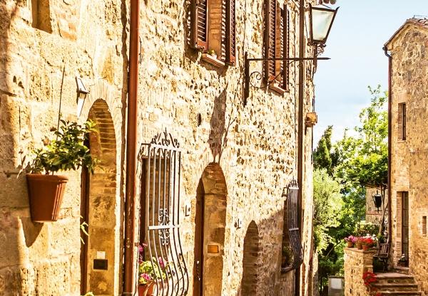 Fototapet 00168 Sat Toscan [1]