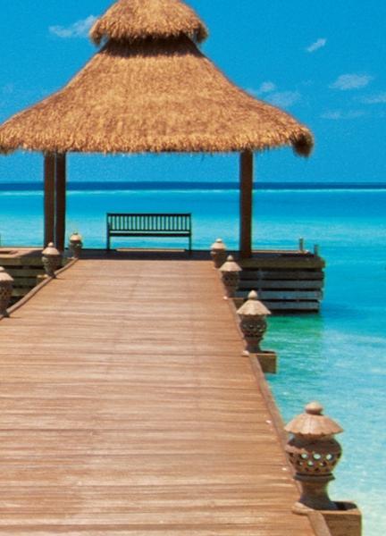 Fototapet 00376 Plaja Paradis [1]