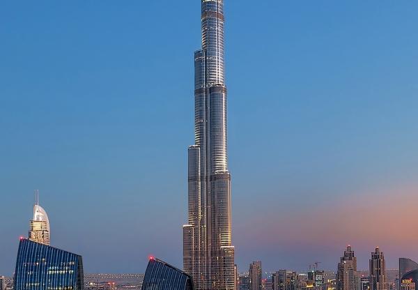Fototapet 00973 Dubai - Burj Khalifah [1]