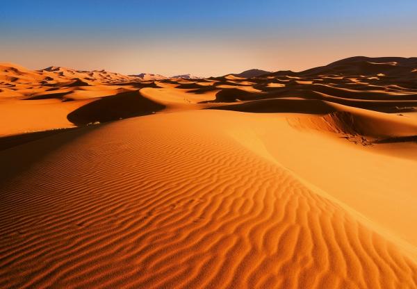 Fototapet 00976 Peisaj din desert [0]