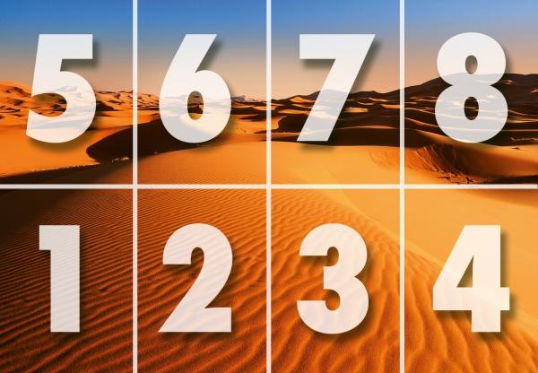 Fototapet 00976 Peisaj din desert [3]