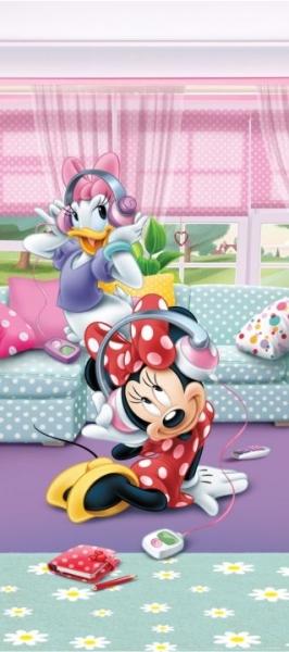 Fototapet FTDv 1831 Minnie & Daisy la dans [0]