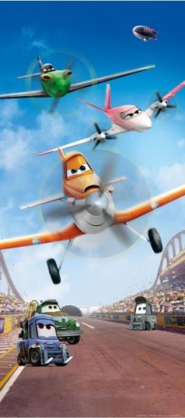 Fototapet FTDv 1832 Planes in viteza [0]