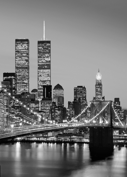 Fototapet 00388 Manhattan Noaptea [0]