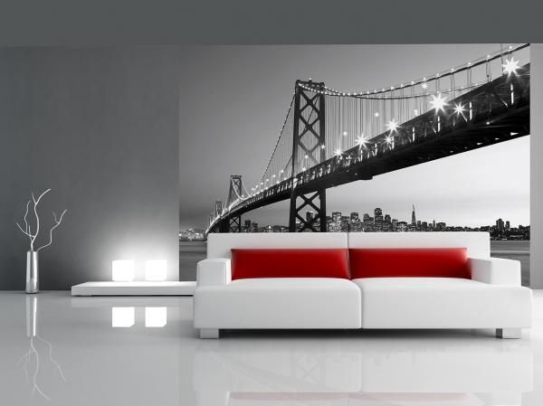 Fototapet 00958 San Francisco Skyline [2]