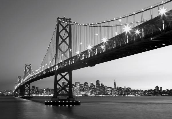 Fototapet 00958 San Francisco Skyline [0]