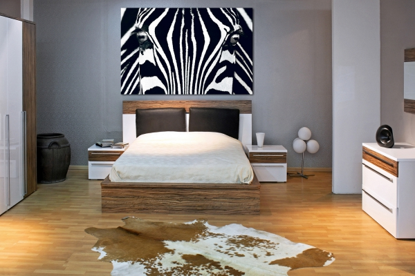 Fototapet 00684 Zebra [2]