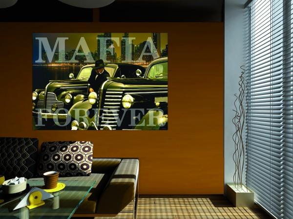 Fototapet FTM 0815 Mafia [1]