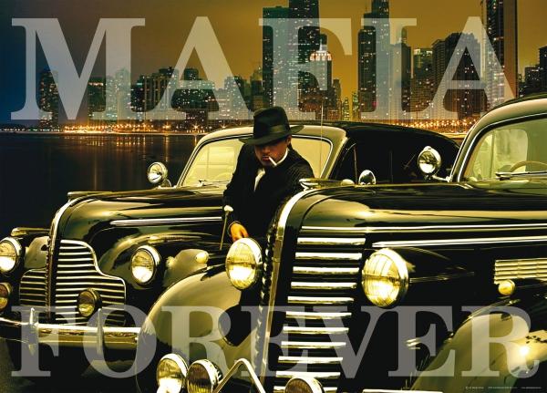 Fototapet FTM 0815 Mafia [0]