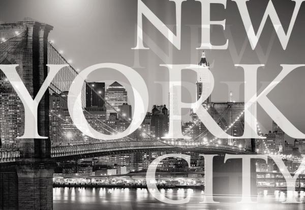 Fototapet 1614 New York City 0
