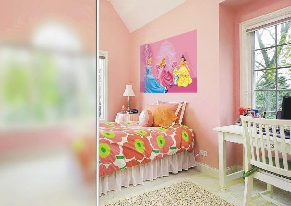Fototapet FTDm 0286 Printese in castelul roz [1]
