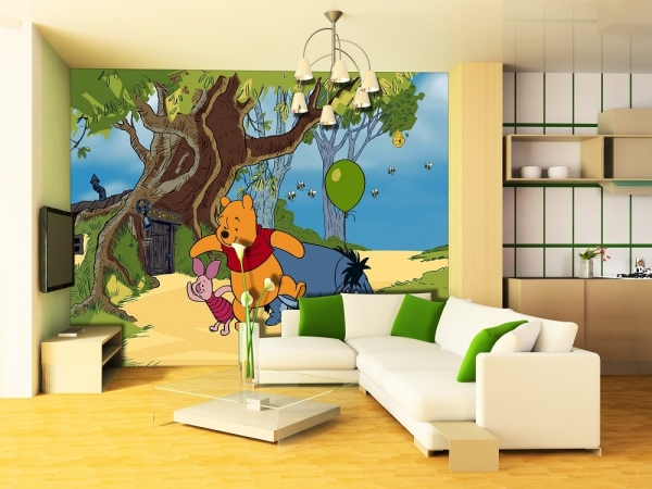 Fototapet FTD 0247 Winnie the Pooh 1