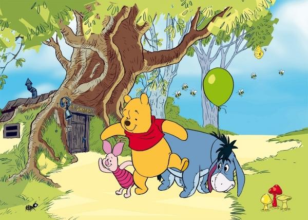 Fototapet FTD 0247 Winnie the Pooh 0