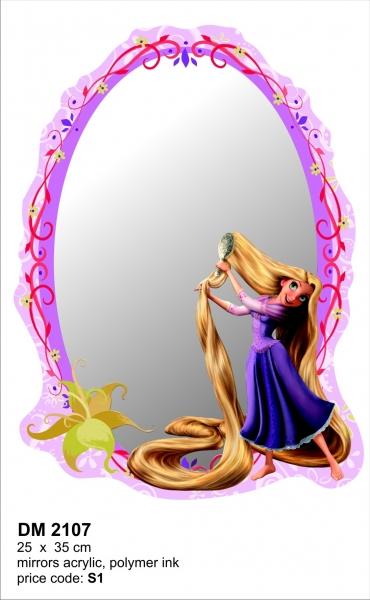 Oglinda DM2107 Rapunzel [0]